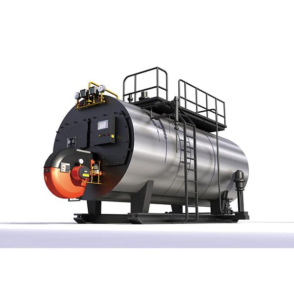 济南WNS燃油燃气蒸汽热水锅炉