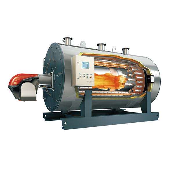 烟台燃油燃气热水锅炉
