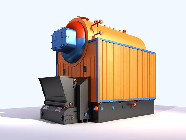 烟台DZL生物质蒸汽热水锅炉